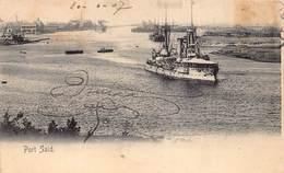 Egypt Egypte  Port Said   Anno 1907 !!!     M 3192 - Port Said