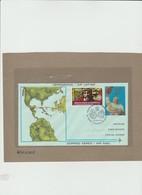 Guatemala 1983 - Aerogramma Viaggiato X Roma Il 6.3.1983  I Viaggi Del Papa - Guatemala