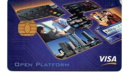 Bank Spain Credit Card DEMO  Visa - Electron - Master Card - Tarjeta De Credito - Cartes De Crédit (expiration Min. 10 Ans)