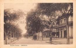 Egypt Egypte  Ismailia Empress Avenue Hotel Bar Restaurant  Anno 1918   !!!        M 3214 - Ismailia