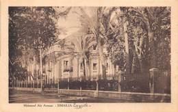 Egypt Egypte  Ismailia  Mohamed Aly Avenue    Anno 1918   !!!        M 3218 - Ismailia