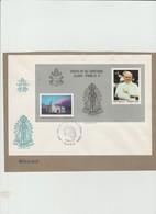 Argentina 1987 - FDC 4.4.1987 Visita Di Papa Giovanni Paolo II - FDC