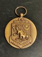Médaille Belgique, AFN/TOE Anciens Combattants 1955 - Other