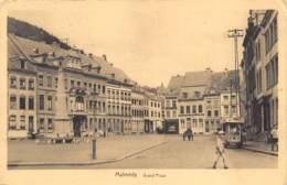 Malmedy - Grand'Place - Ed. Delputz - Malmedy