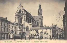Anvers - 1906 - Marché Au Bétail - Antwerpen