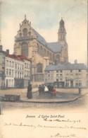 Anvers - L'Eglise St-Paul - 1903 - Antwerpen