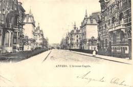 Anvers - L'Avenue Cogels - Antwerpen