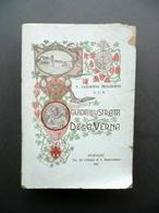 Guida Illustrata Della Verna Mencherini Quaracchi Collegio S. Bonaventura 1921 - Books, Magazines, Comics