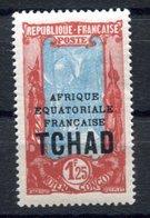 RC 17627 TCHAD COTE 11,70€ N° 53A SURCHARGE TCHAD NEUF ** MNH TB - Chad (1922-1936)