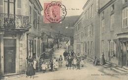Val D'Ajol  Rue Job - Autres Communes