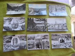 Environ 25 Cartes Semi-modernes Dites CARTES-PHOTOS - Postales