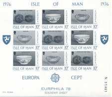 ERINNOFILIA / Isle Of Man Eurphila 78 - Cinderellas