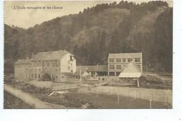Yvoir Ecole Ménagère De L'Institut De Lourdes - Yvoir
