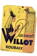 Buvard Pansement Willot Roubaix Crepe Willot Pharmacie - Droguerías