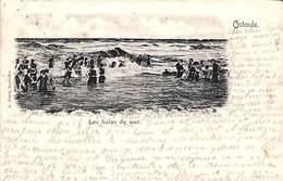 Ostende - Les Bains De Mer (E. Veeck 1901) - Oostende