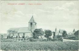 Woluwé St. Lambert. Eglise Et Château. - St-Lambrechts-Woluwe - Woluwe-St-Lambert