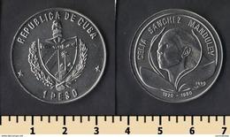 Cuba 1 Peso 1990 - Cuba