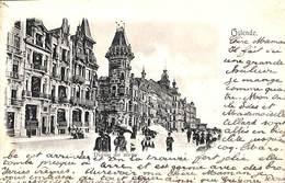 Ostende - Digue De Mer (Edit E Veeck 1901) - Oostende