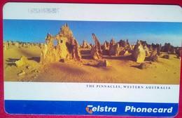 $5 Chip Card The Pinnacles - Australia
