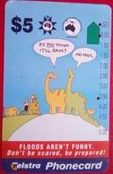 $5 Dinosaur Cartoons - Australia