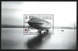 BAT / Brit. Antarktis 2009 - Mi-Nr. Block 16 ** - MNH - Luftschiff - British Antarctic Territory  (BAT)