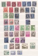Chile - Sammlung - Postfrisch/Gest/Ungebr. - Nr. 3 - Chili
