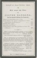 BP De Coninck Juliana (zuster Barbara) (Oost-Eeklo 1855 - Gent 1907) - Colecciones