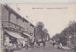 COEUILLY  Avenue De La Gauloise - Champigny Sur Marne