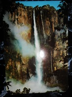 AMERIQUE /  VENEZUELA  Salto Angel -angel Waterfall - Venezuela