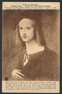 Raffaello Sanzio Raphael - Carte Postale Blanco - Pintura & Cuadros