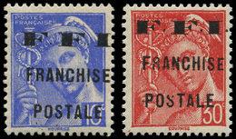 ** FRANCE - Libération (N° Et Cote Mayer) - Mauriac 1M/2 M, Signés Mayer - Liberation