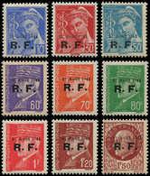** FRANCE - Libération (N° Et Cote Mayer) - Roanne 1M/9, Complet - Liberation