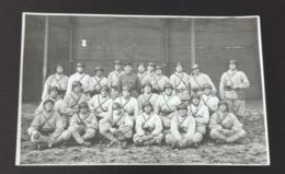CARTE PHOTO  7è COA BESANCON 5 Eme Groupe 1934  En  L Etat Sur Les Photos - Regiments