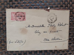 Constantine Pour Ain-Abessa Algérie Le 23 06 1923 .Algérie - France