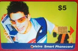 "$5 Telstra Promo "" Speak Your Mind"" - Australia"