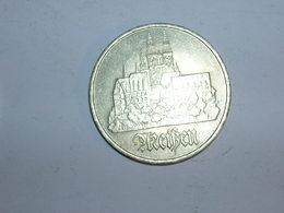 ALEMANIA- RDA 5 MARCOS 1972 KM 37 (1389) - 5 Mark