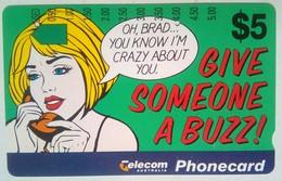 "$5 Give ""Someone A Buzz "" - Australia"