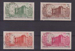 GUINEE : N° 153/56 .  OBL . TB . 1939 .  ( CATALOGUE YVERT ) . - Guinée Française (1892-1944)