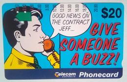 "$20 ""Give Someone A Buzz"" - Australia"