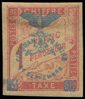* NOUVELLE-CALEDONIE - Taxe - 14, Surcharge Argent: 1f. - Neukaledonien