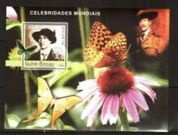 Guinea-Bissau, 2003. [gb3436] Butterflies - Butterflies