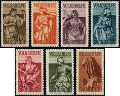 * SARRE - Poste - 165/71, Bienfaisance 1934 - Saargebiet