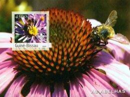 Guinea-Bissau, 2003. [gb3507] Bees - Api
