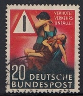 GERMANY Bundes 162,used,falc Hinged - Used Stamps