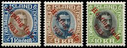 * ISLANDE - Poste Aérienne - 12/14, Vol De Reykjavik-Chicago - Islande