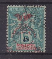 NOUVELLE - CALEDONIE : N° 83 A . OBL . TB . 1903 .  ( CATALOGUE YVERT ) . - Neukaledonien