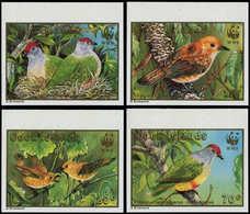 ** COOK - Poste - 994/97, Non Dentelés, Bdf (tirage 150): Oiseaux - Cook