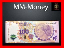 ARGENTINA 100 Pesos 2013 P. 358 Serie E   Not Commemorative XF+ - Argentine