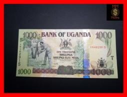 UGANDA 1.000 1000 Shillings 2008 P. 43 C  UNC - Uganda