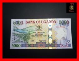 UGANDA 5.000 5000 Shillings 2004 P. 44 A  UNC - Uganda